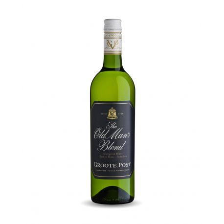 Groote Post The Old Man's White Blend 2017