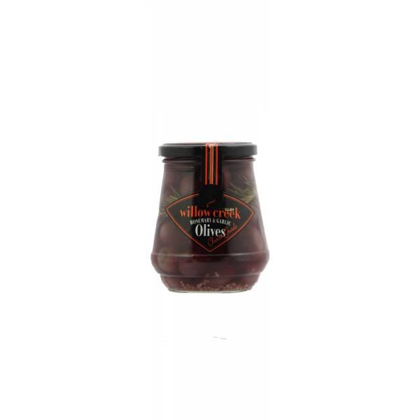 Willow Creek Rosemary & Garlic Olives (390g)