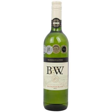 Bader & Walters Sauvignon Blanc 2017