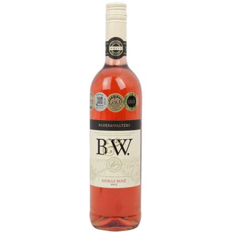 Bader & Walters Shiraz Rose 2017