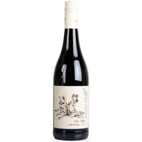 Painted Wolf The Den Pinotage 2017