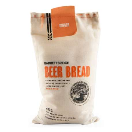 Barrett's Ridge Ginger Beer Bread 450g