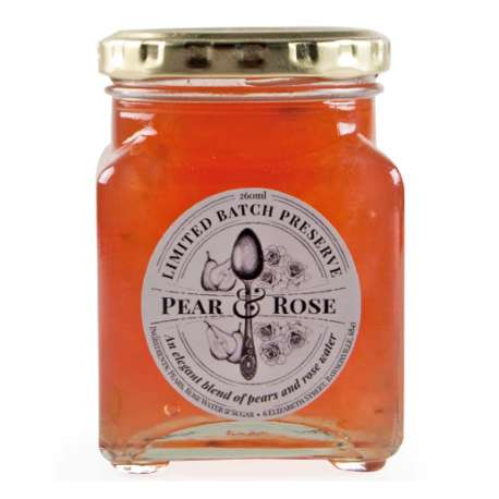 Pear & Rose Preserve