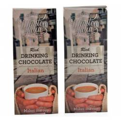 Winston & Julia Italian Drinking Chocolate 25g