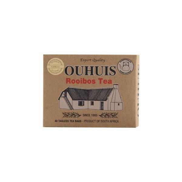OuHuis Vanilla Rooibos Tea (100g)