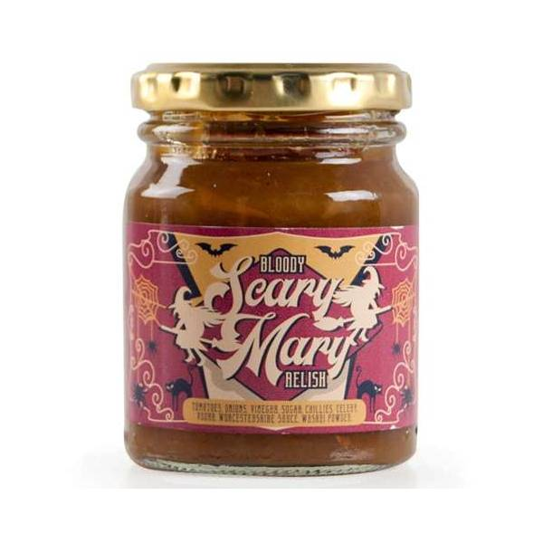 Bloody Scary Mary Relish (125ml)