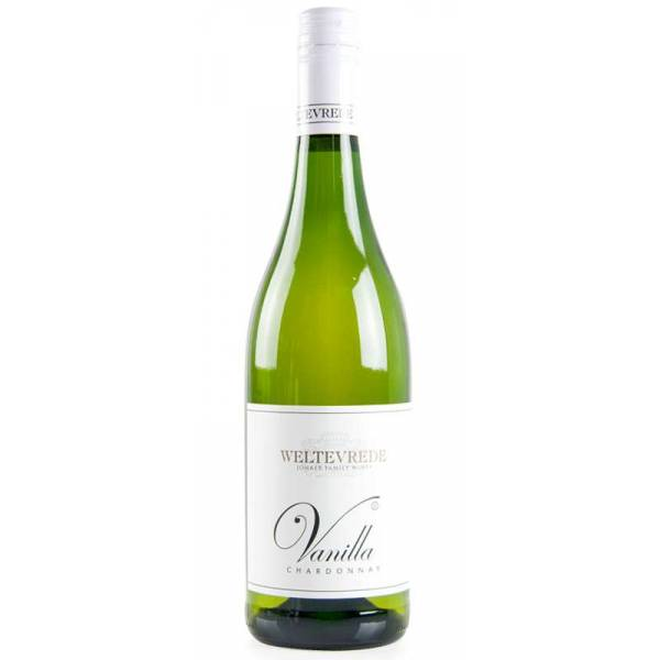 Weltevrede Vanilla Chardonnay 2017