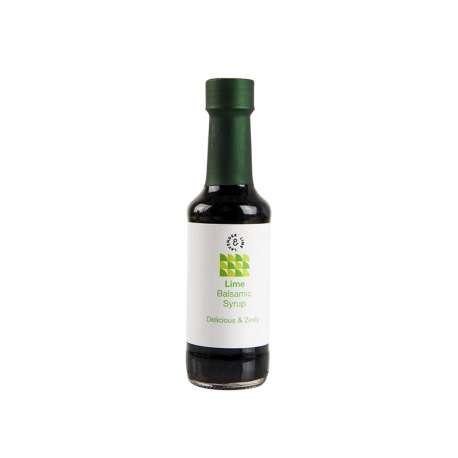 Lime Balsamic Syrup