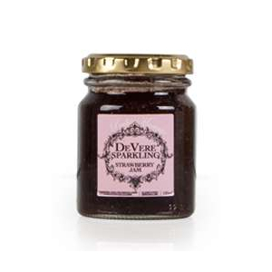 DeVere Sparkling Strawberry Jam