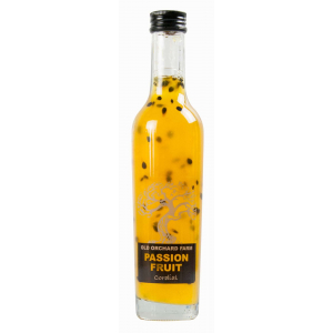 Old Orchard Farm Passion Fruit Cordial 250ml