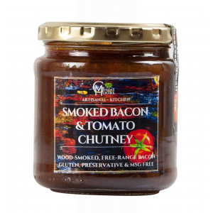 Smoked Bacon & Tomato Chutney 350g