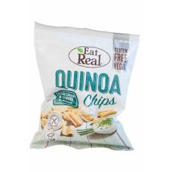 Eat Real Quinoa Sour Cream & Chives Chips 30g