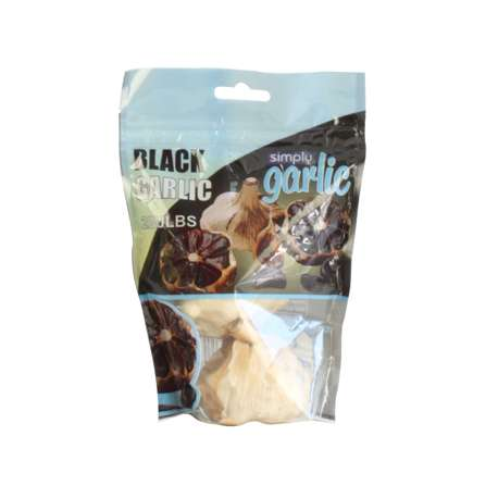Simply Garlic Black Garlic - 2 bulbs 100g