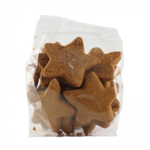Spicy Star Biscuits 80g