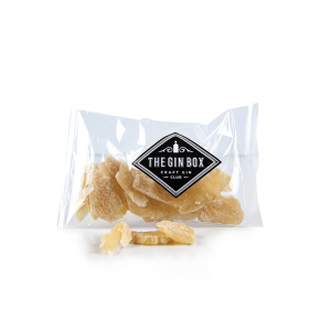 Crystalized Ginger Slices...