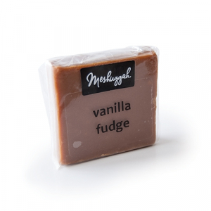 Fudge Square Slab Vanilla 75g