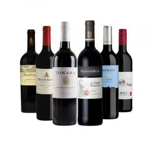Bold Bordeaux Varietals