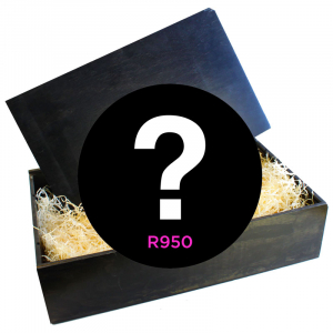 Mystery Wooden Box R950