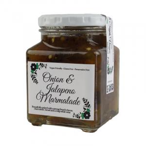The Onion & Jalapeno...