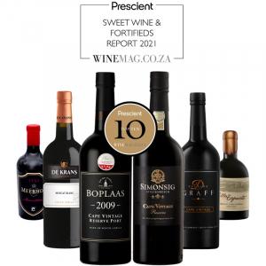 Prescient Sweet Wine &...