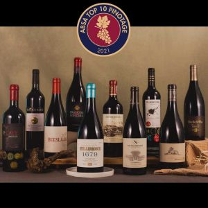 ABSA Top 10 Pinotage 2021