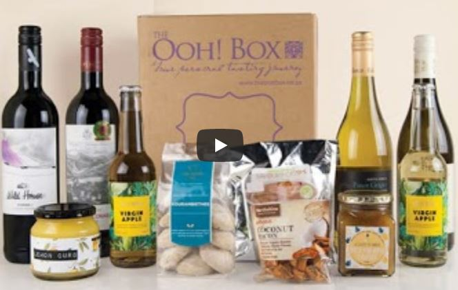 The OOH Box #Unboxing December 2019